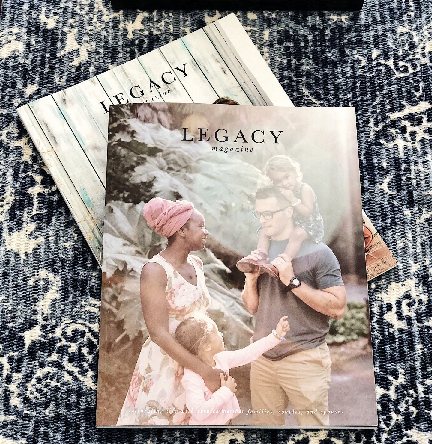 What is it about Legacy Magazine?
