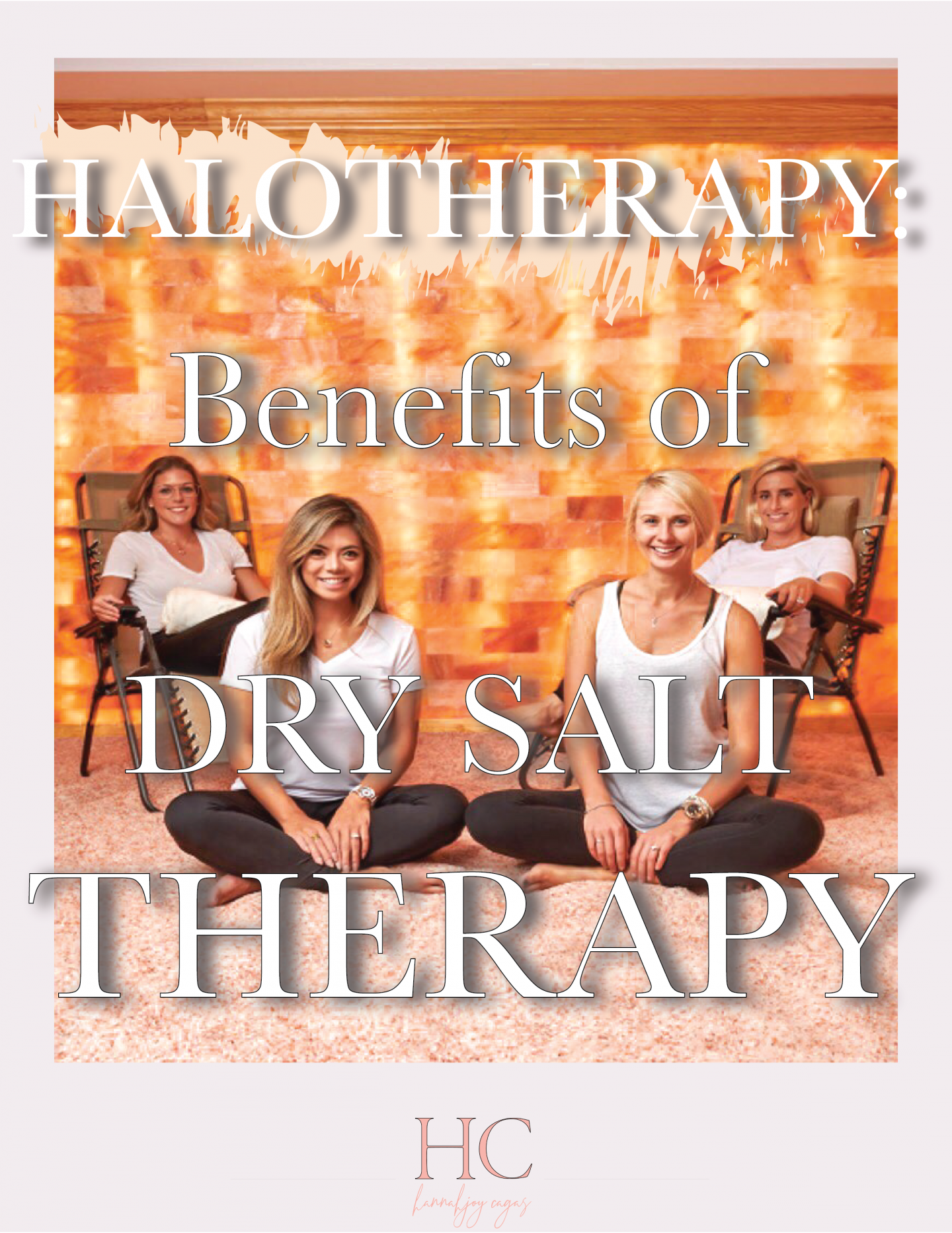 Halotherapy: Benefits of Dry Salt Therapy