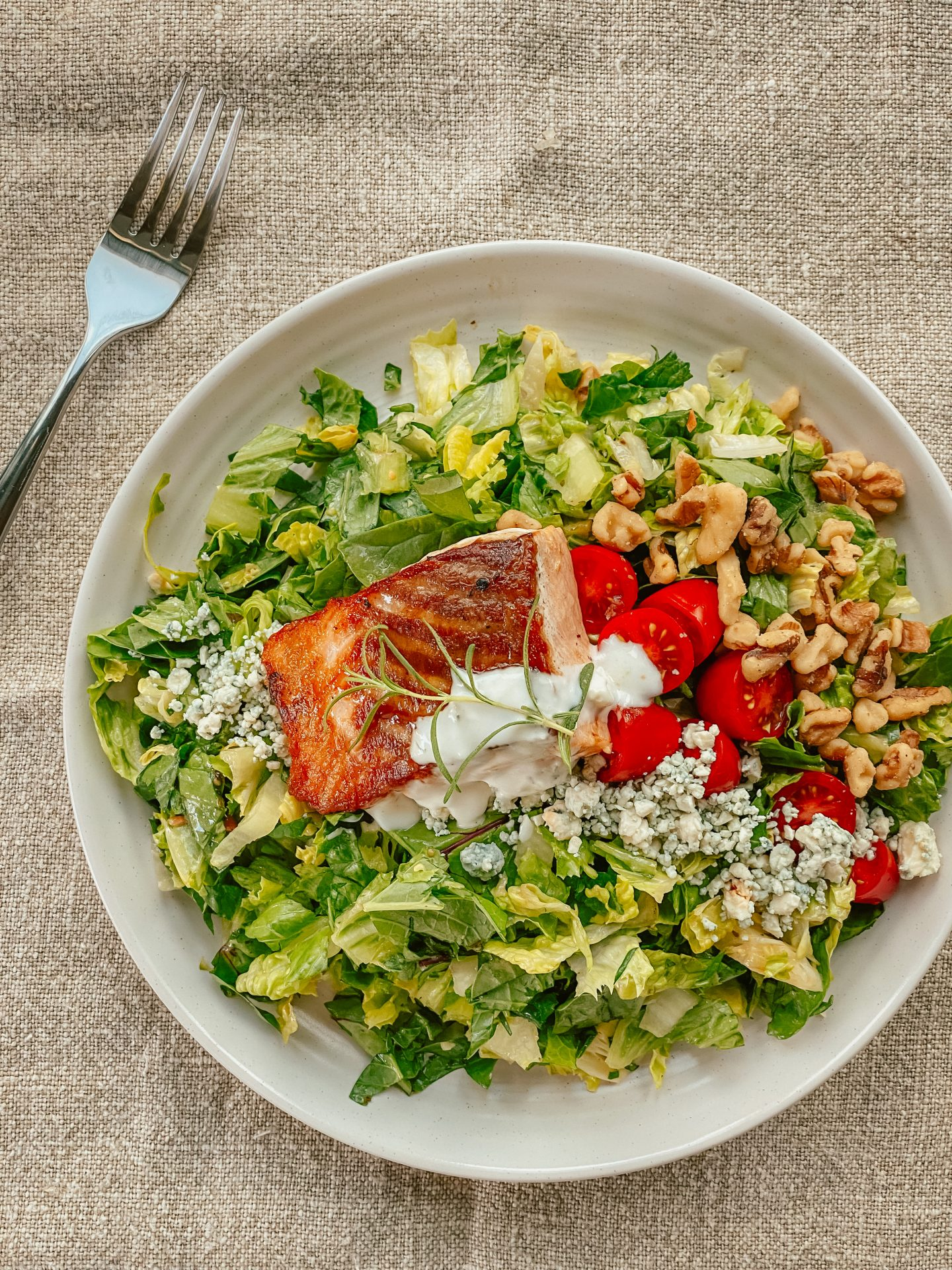 Easy Weekday Salad